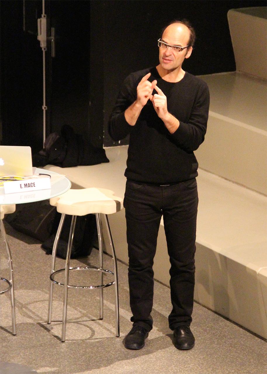 Eric Macé